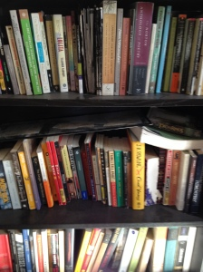 Bookshelf 2:31 pm